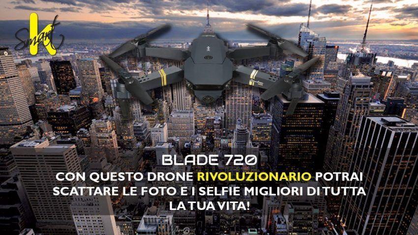 Drone innovativo conquista il mondo